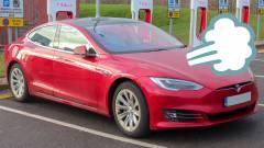 Szabadon állíthatják a duda hangját a Tesla autók tulajdonosai kép