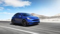 Egy új tesztelés alapján könnyen összezavarható a Tesla Autopilot rendszere kép