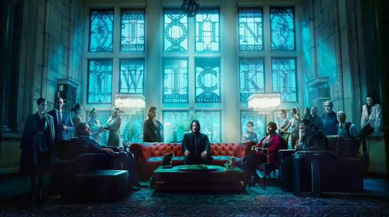 Újabb részletek láttak napvilágot a John Wick világában játszódó sorozatról kép