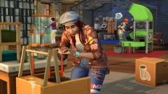A The Sims 4 Eco Lifestyle kiegészítőjében megválthatjuk a világot kép
