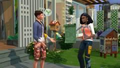 A The Sims 4 Eco Lifestyle kiegészítőjében bogarakat is befalhatunk kép