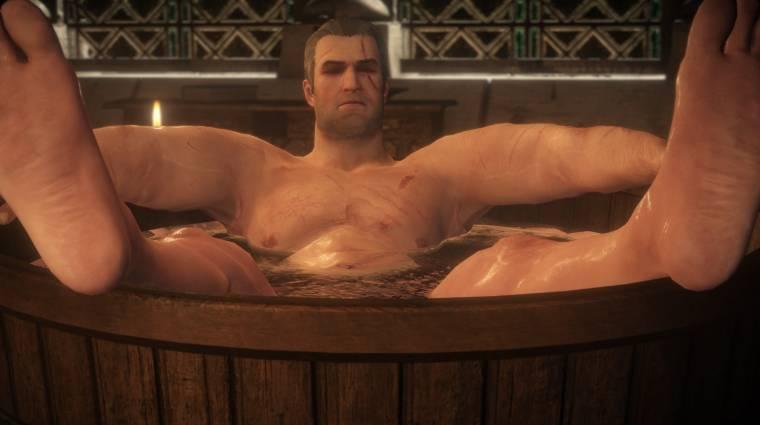 Napi büntetés: ilyen lenne Ríviai Geralt aputesttel bevezetőkép