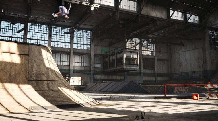 Pár percnyi nyers gameplay videón a Tony Hawk's Pro Skater 1+2 bevezetőkép