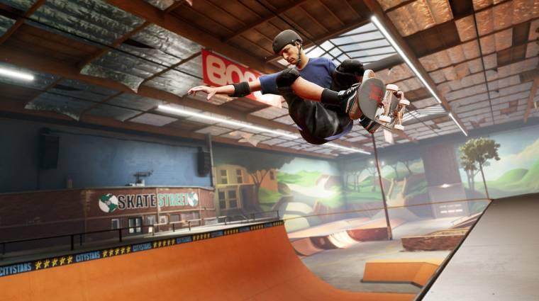 Újabb platformokat hódít meg a Tony Hawk's Pro Skater 1+2, de ennek nem mindenki örülhet felhőtlenül bevezetőkép