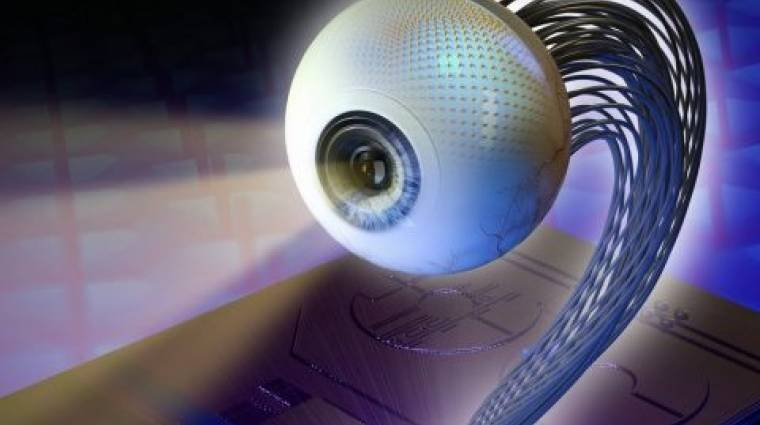Valósággá válhatnak a sci-fi filmekből ismert robotszemek kép