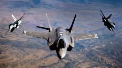 Pilóták ellen küldi csatába a mesterséges intelligenciát az amerikai légierő kép