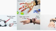 A kézmozdulatainkat követi az új hordható okoskütyü kép