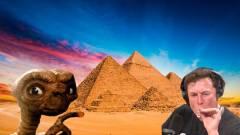 Egyiptom odaszólt Elon Musknak: a piramisokat nem ufók építették kép