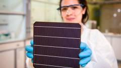 Közeledik a világ leghatékonyabb napeleme kép