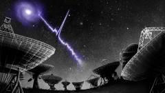Megint rejtélyes rádiójel érkezik a világűrből kép