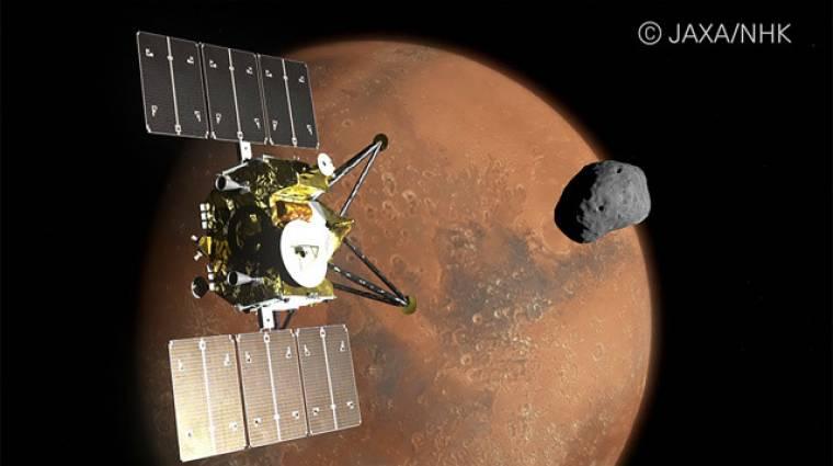 8K-s kamerát küld a Marsra Japán kép
