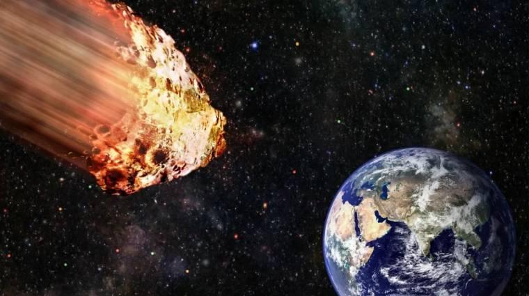 Bolygóvédelmi rendszert épít az aszteroidák ellen Európa kép