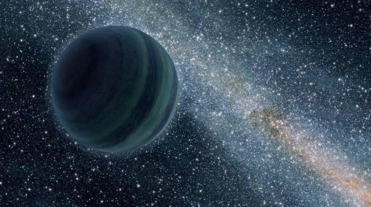 Felfedezték az első bolygót, ami a Tejútrendszeren kívül van kép