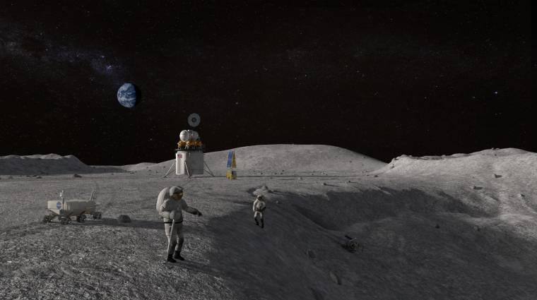Nagyon sok pénzt ad a NASA annak, aki rájön, hogyan lehet sötétben áramot termelni kép
