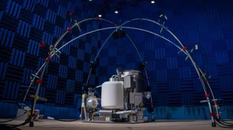 Kilőtték a 7 milliárd forintba kerülő új NASA űrvécét kép