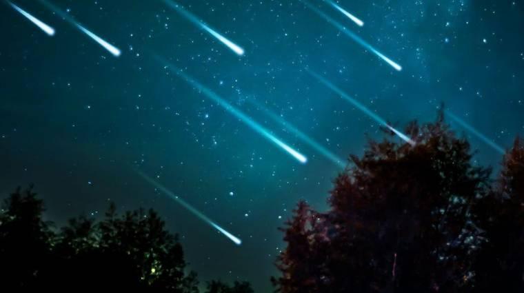 Ma este érdemes az eget nézni, ha meteorrajban akarsz gyönyörködni kép