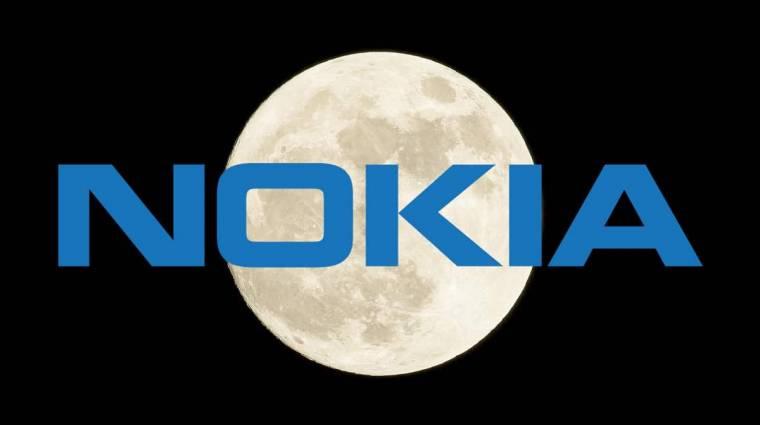 4G-hálóztot épít a Holdon a Nokia kép