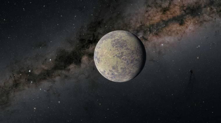 Két újabb exobolygót találtak kép
