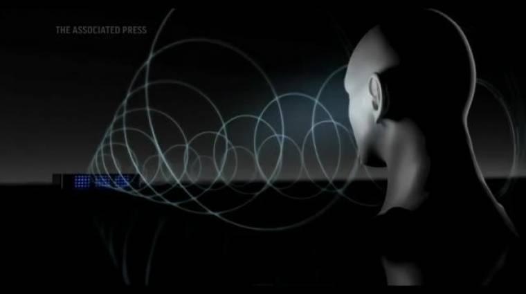 Jön a hangsugárzó kütyü, fülhallgató nélkül hallhatod a zenét kép