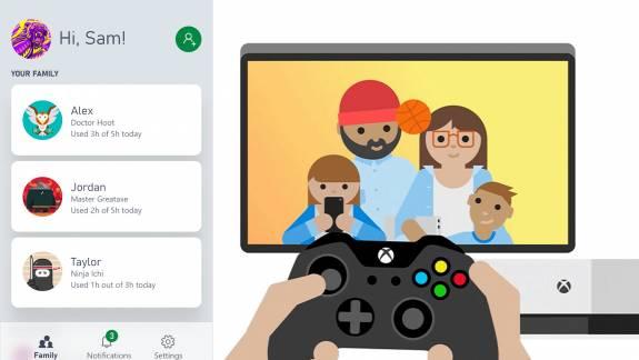 Mobilon szabályozhatják a szülők, mennyit Xboxozik a gyerek kép