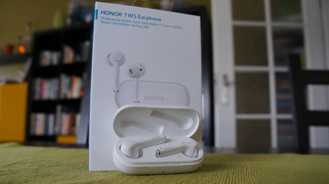 Honor Magic Earbuds teszt - zajszűrés félpénzért kép
