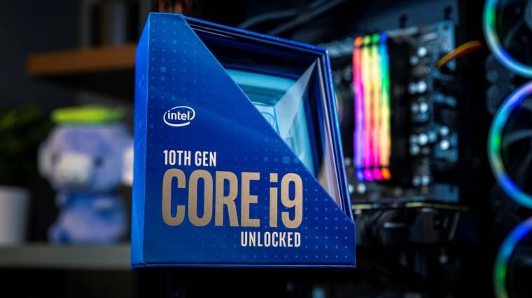 Mit tud az AMD-vel szemben az Intel 10. generációja? kép