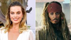 Margot Robbie lesz a Karib-tenger következő kalóza kép
