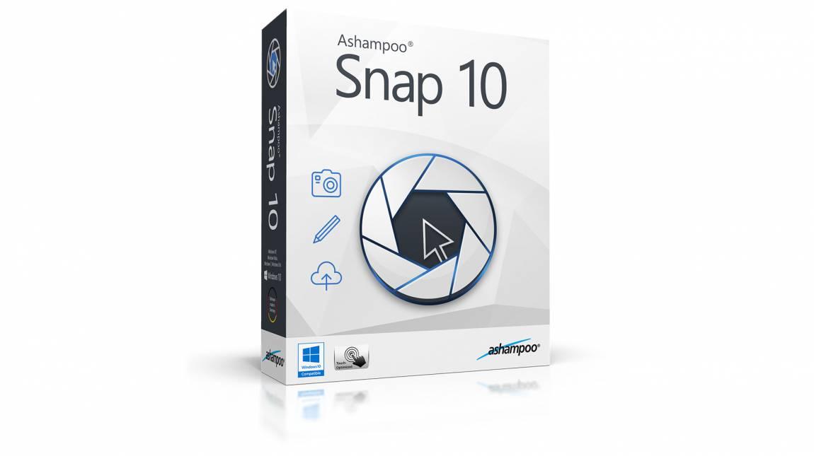 Ashampoo Snap 10 teszt: vágja, amit akarsz kép