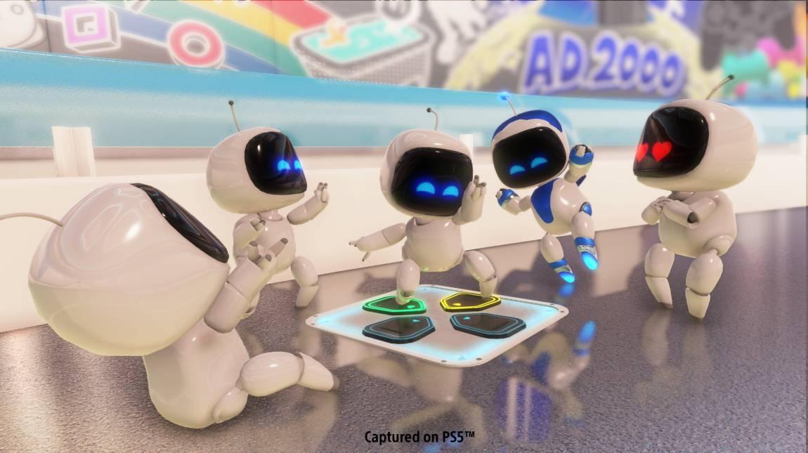 Astro's Playroom teszt - könnyes szemmel a jövőbe bevezetőkép