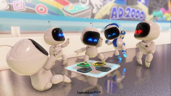 Astro's Playroom infódoboz