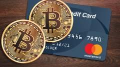 Megnyitja hálózatát a Mastercard a kriptovaluták előtt kép