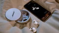 Alvás közben kell hordani a Bose új vezeték nélküli fülhallgatóját kép
