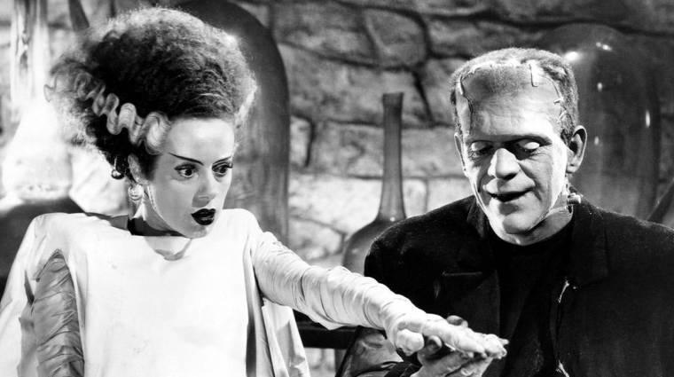 Továbbra is készül a Frankenstein menyasszonya reboot kép
