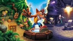 Közel lehet már a Crash Bandicoot mobiljáték bemutatkozása kép