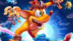Már szinte biztos, hogy jön a Crash Bandicoot 4, azt is tudjuk, mikor jelentik be kép