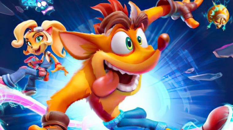 Már szinte biztos, hogy jön a Crash Bandicoot 4, azt is tudjuk, mikor jelentik be bevezetőkép