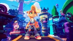 Megkapta megjelenés előtti utolsó előzetesét a Crash Bandicoot 4: It's About Time kép