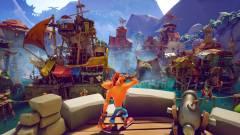 A Crash Bandicoot 4: It's About Time több mint 100 pályát hoz majd kép
