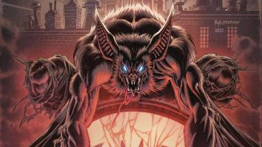 A DC elhalasztotta az új Man-Bat képregény széria megjelenését kép