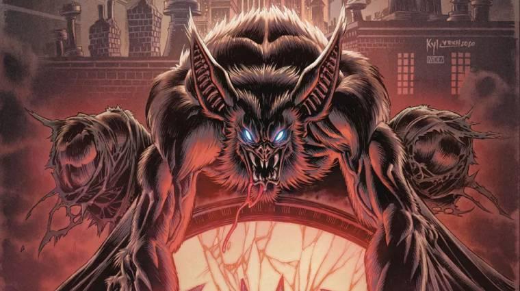 A DC elhalasztotta az új Man-Bat képregény széria megjelenését bevezetőkép