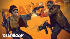 Rajzokon leshetjük meg a Deathloop karaktereit, fegyvereit és helyszíneit kép