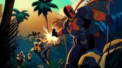 Korhatáros animációs filmet kap Deathstroke, amihez már előzetes is érkezett kép
