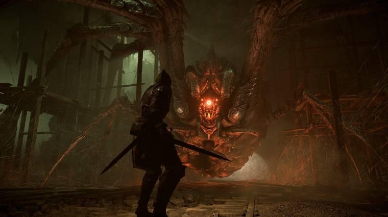 Ennyivel szebb a Demon's Souls remake, mint az eredeti játék bevezetőkép
