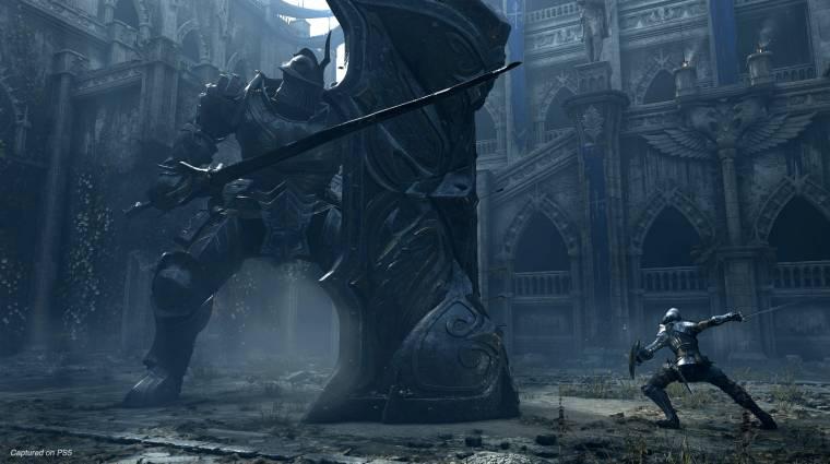 Majdnem lett könnyített mód a Demon's Souls remake-jében, ezért vetették el bevezetőkép
