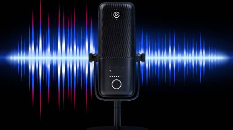 Streamereknek szánt mikrofonokat ad ki az Elgato kép