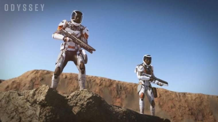 Az Elite Dangerous Odyssey kiegészítője FPS-t csinál a játékból bevezetőkép