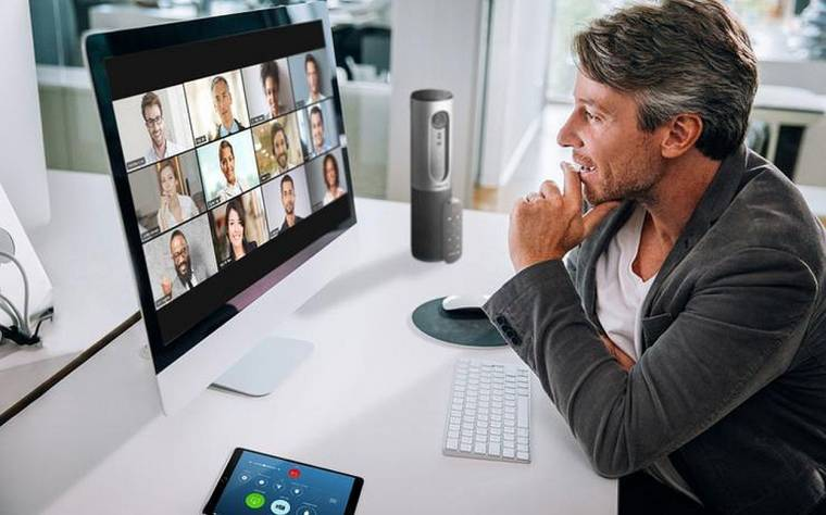 The most serious problem of video conferencing has been solved