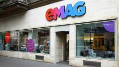 Kilépett a netről az eMAG, itt az első budapesti bolt kép