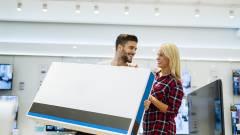 Mikor és hol lehet olcsón TV-t vásárolni? kép