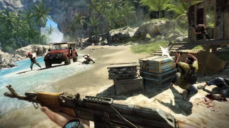 Kiszivárgott a Far Cry 6, megvannak az első részletek bevezetőkép